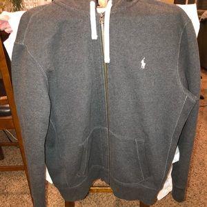 Dark grey Polo Ralph Lauren jacket